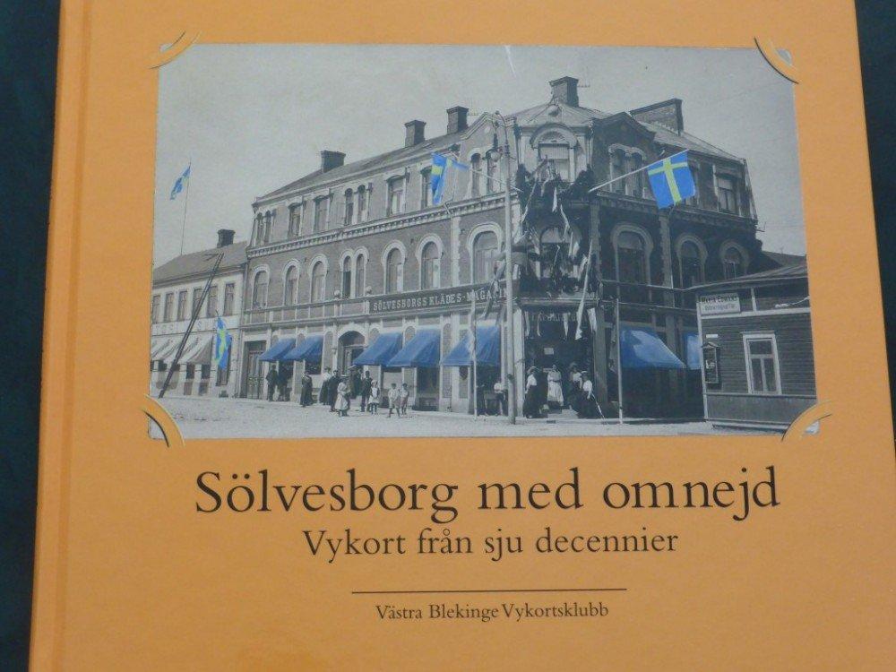 Västra Blekinge Vykortsklubb Nr 3