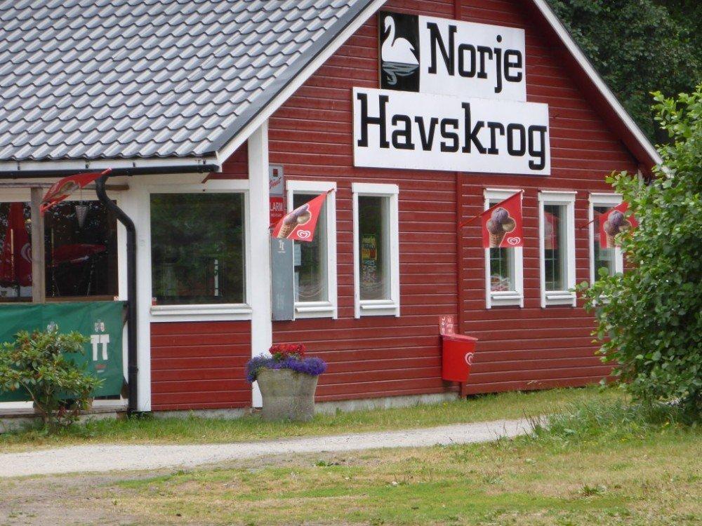 Norje Havskrog