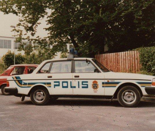 År 1984 kom den här modellen