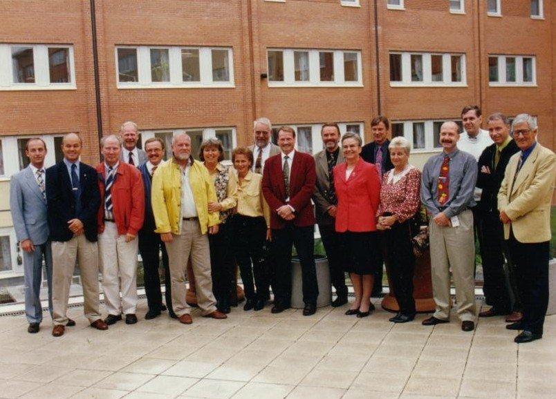 Bedrägeriroteln Malmö Ensam kv polis år 2000