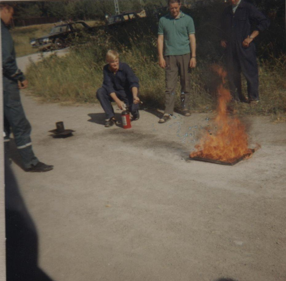 BrandövningRissne