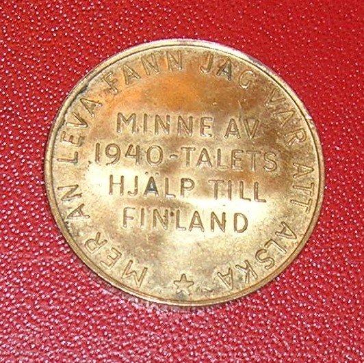 Guldmyntet för Finlands barn Nr 2