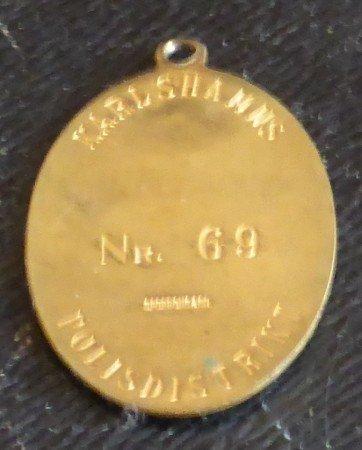 Karlshamns Polisdistrikt Nr 69