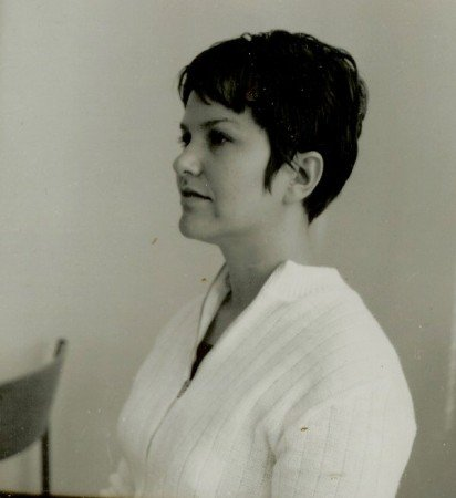 Poliseleven Marjatta Titoff 1969 Polisskolan Solna