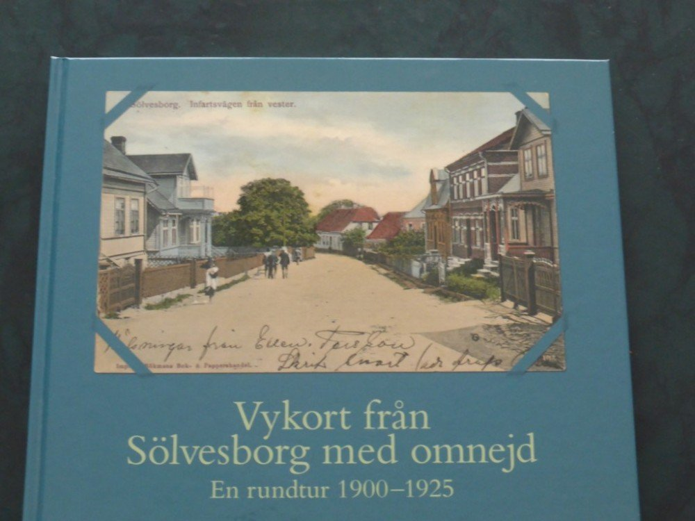 Västra Blekinge Vykortsklubb Nr 1