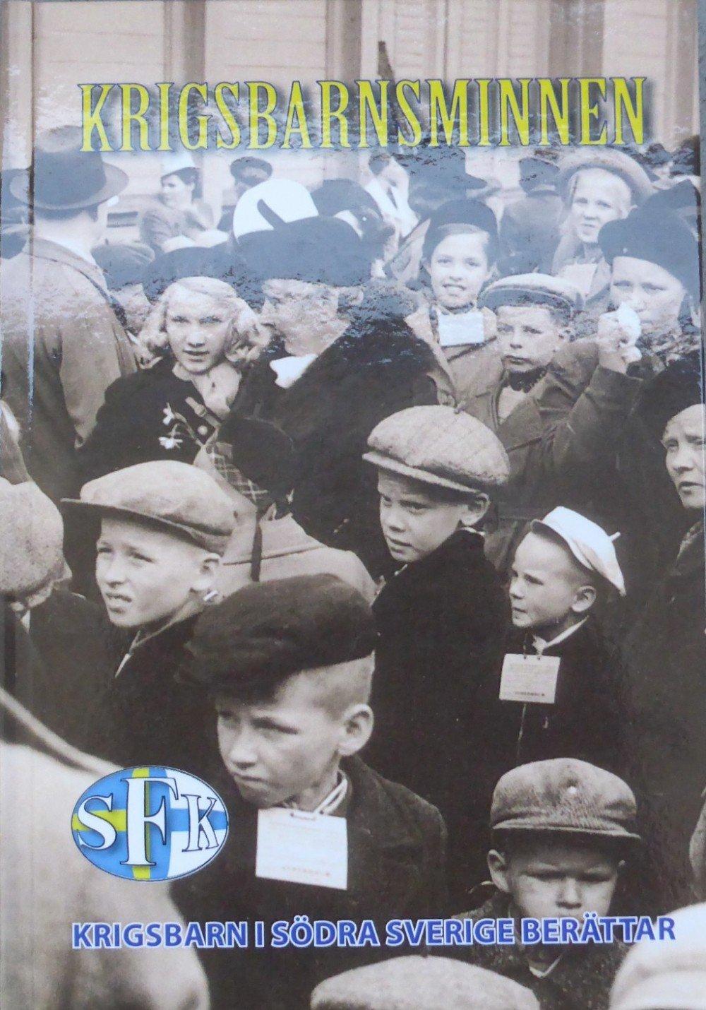 SYDSVERIGES FINSKA KRIGSBARN Nr 23